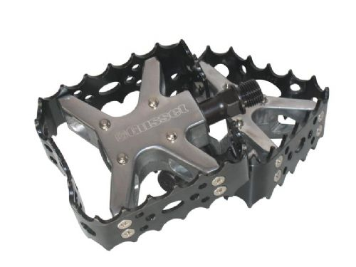 Gusset Prosecutor Alloy Pedals